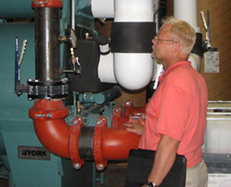 Commissioning / Project Closeout | North American Mechanical, Inc.
