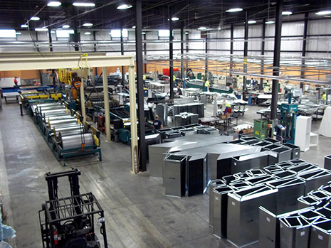 PREFABRICATION - Sheet Shop