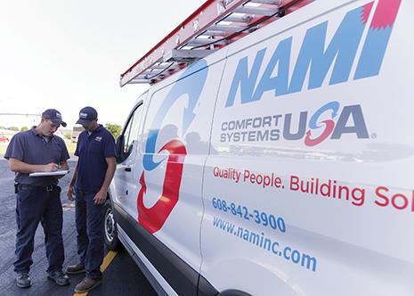 SERVICE_NAMI Techs by Trucks